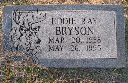 BRYSON, EDDIE RAY - Nevada County, Arkansas | EDDIE RAY BRYSON - Arkansas Gravestone Photos