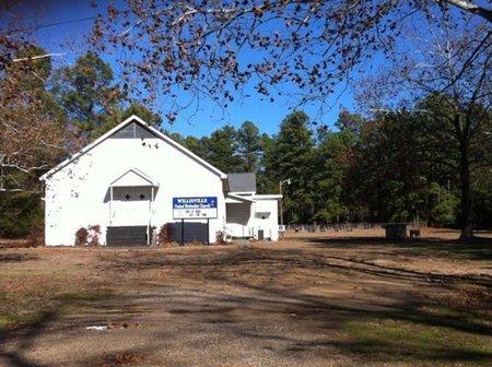 *CHURCH & OVERVIEW,  - Nevada County, Arkansas |  *CHURCH & OVERVIEW - Arkansas Gravestone Photos