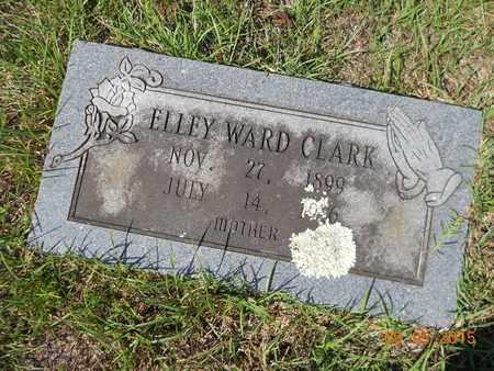 CLARK, ELLEY - Nevada County, Arkansas   ELLEY CLARK - Arkansas Gravestone Photos