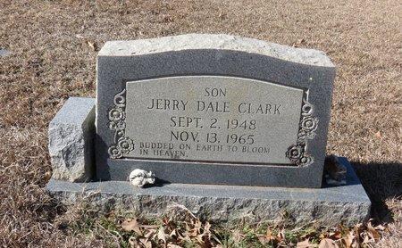 CLARK, JERRY DALE - Nevada County, Arkansas   JERRY DALE CLARK - Arkansas Gravestone Photos