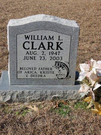CLARK, WILLIAM L. - Nevada County, Arkansas | WILLIAM L. CLARK - Arkansas Gravestone Photos