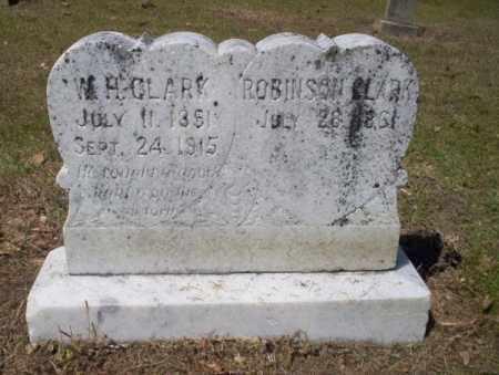 CLARK, ROBINSON - Nevada County, Arkansas | ROBINSON CLARK - Arkansas Gravestone Photos
