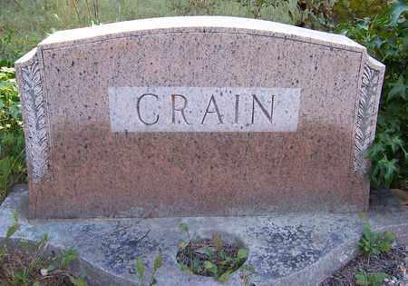 CRAIN , FAMILY MARKER - Nevada County, Arkansas | FAMILY MARKER CRAIN  - Arkansas Gravestone Photos