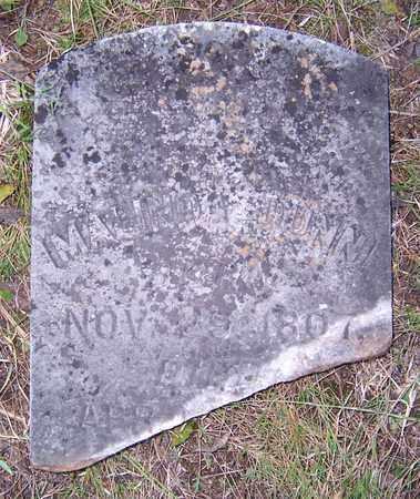 KELLEY DUNN, MALINDA - Nevada County, Arkansas   MALINDA KELLEY DUNN - Arkansas Gravestone Photos