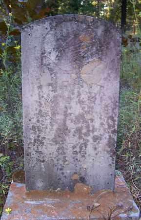 HAIRSTON, INFANT SON - Nevada County, Arkansas | INFANT SON HAIRSTON - Arkansas Gravestone Photos