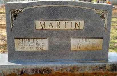 MARTIN, CHARLES F - Nevada County, Arkansas | CHARLES F MARTIN - Arkansas Gravestone Photos