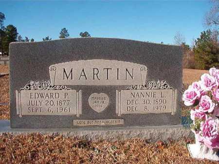 MARTIN, NANNIE L - Nevada County, Arkansas | NANNIE L MARTIN - Arkansas Gravestone Photos