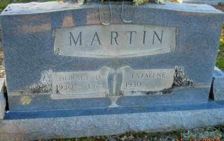 MARTIN, HORACE D - Nevada County, Arkansas   HORACE D MARTIN - Arkansas Gravestone Photos