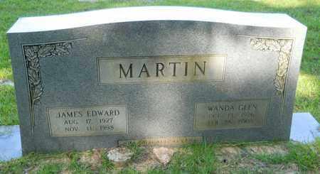 MARTIN, JAMES EDWARD - Nevada County, Arkansas | JAMES EDWARD MARTIN - Arkansas Gravestone Photos