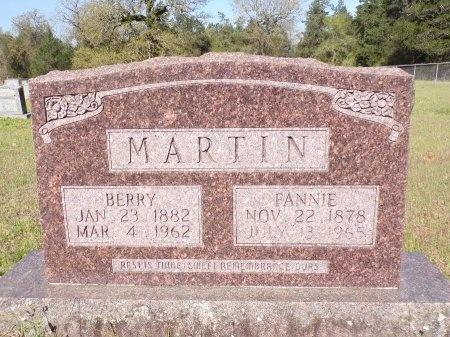 MARTIN, JAMES BERRY - Nevada County, Arkansas | JAMES BERRY MARTIN - Arkansas Gravestone Photos