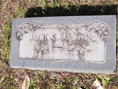 MARTIN, JACK S - Nevada County, Arkansas | JACK S MARTIN - Arkansas Gravestone Photos
