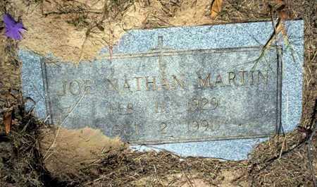 MARTIN, JOE NATHAN - Nevada County, Arkansas | JOE NATHAN MARTIN - Arkansas Gravestone Photos