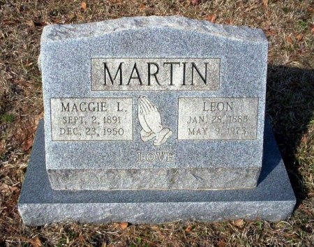 MARTIN, MAGGIE  - Nevada County, Arkansas | MAGGIE  MARTIN - Arkansas Gravestone Photos