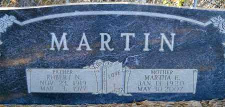 MARTIN, MARTHA E - Nevada County, Arkansas | MARTHA E MARTIN - Arkansas Gravestone Photos