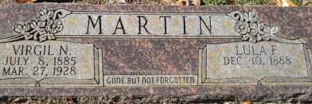 MARTIN, LULA F - Nevada County, Arkansas | LULA F MARTIN - Arkansas Gravestone Photos