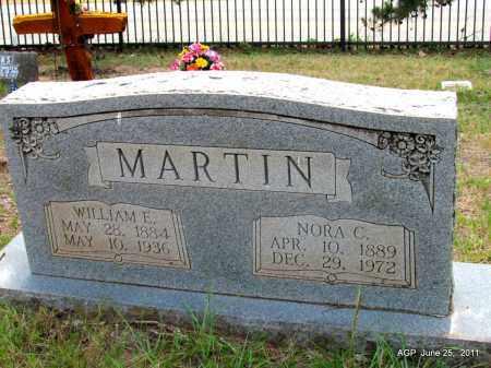 MARTIN, WILLIAM E - Nevada County, Arkansas | WILLIAM E MARTIN - Arkansas Gravestone Photos