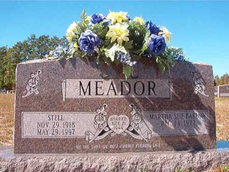 MEADOR, STELL - Nevada County, Arkansas | STELL MEADOR - Arkansas Gravestone Photos
