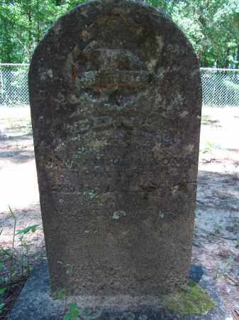 MIXON, EDNA - Nevada County, Arkansas | EDNA MIXON - Arkansas Gravestone Photos