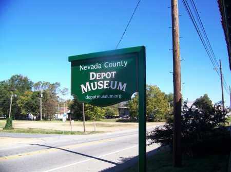 *SIGN,  - Nevada County, Arkansas    *SIGN - Arkansas Gravestone Photos