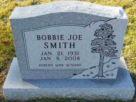 SMITH, BOBBIE JOE - Nevada County, Arkansas   BOBBIE JOE SMITH - Arkansas Gravestone Photos
