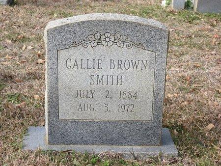 SMITH, CALLIE - Nevada County, Arkansas   CALLIE SMITH - Arkansas Gravestone Photos