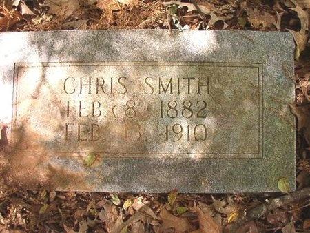 SMITH, CHRIS - Nevada County, Arkansas | CHRIS SMITH - Arkansas Gravestone Photos