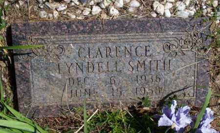 SMITH, CLARENCE LYNDELL - Nevada County, Arkansas   CLARENCE LYNDELL SMITH - Arkansas Gravestone Photos