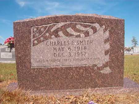 SMITH, CHARLES E - Nevada County, Arkansas | CHARLES E SMITH - Arkansas Gravestone Photos