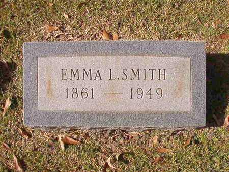 SMITH, EMMA L - Nevada County, Arkansas | EMMA L SMITH - Arkansas Gravestone Photos