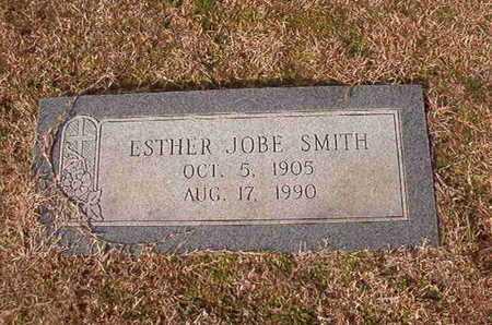 SMITH, ESTHER - Nevada County, Arkansas   ESTHER SMITH - Arkansas Gravestone Photos
