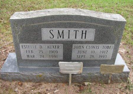 SMITH, ESTELLE D - Nevada County, Arkansas | ESTELLE D SMITH - Arkansas Gravestone Photos