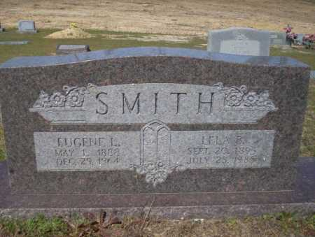SMITH, LELA B - Nevada County, Arkansas | LELA B SMITH - Arkansas Gravestone Photos