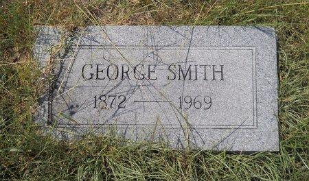 SMITH, GEORGE - Nevada County, Arkansas | GEORGE SMITH - Arkansas Gravestone Photos