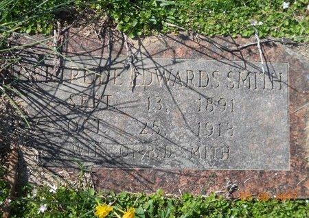 SMITH, GERTRUDE - Nevada County, Arkansas   GERTRUDE SMITH - Arkansas Gravestone Photos