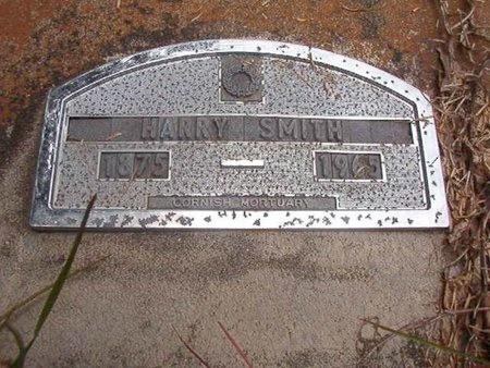 SMITH, HARRY - Nevada County, Arkansas | HARRY SMITH - Arkansas Gravestone Photos