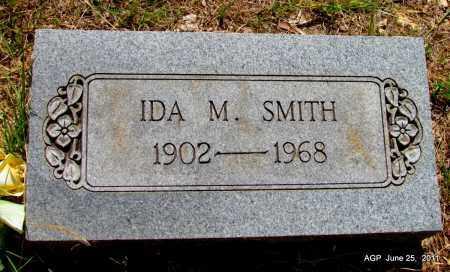 SMITH, IDA M - Nevada County, Arkansas | IDA M SMITH - Arkansas Gravestone Photos