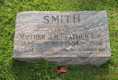 SMITH, J M - Nevada County, Arkansas | J M SMITH - Arkansas Gravestone Photos