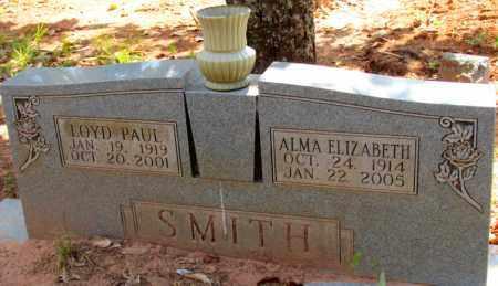 SMITH, LOYD PAUL - Nevada County, Arkansas | LOYD PAUL SMITH - Arkansas Gravestone Photos