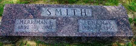 SMITH, EDNA MAY - Nevada County, Arkansas | EDNA MAY SMITH - Arkansas Gravestone Photos