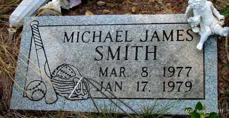 SMITH, MICHAEL JAMES - Nevada County, Arkansas   MICHAEL JAMES SMITH - Arkansas Gravestone Photos