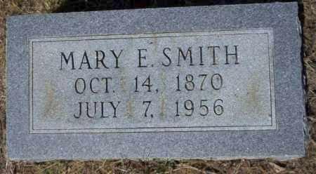 SMITH, MARY E - Nevada County, Arkansas | MARY E SMITH - Arkansas Gravestone Photos