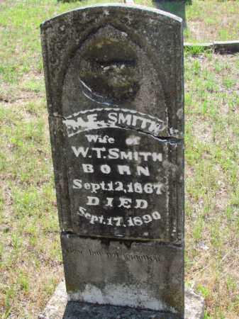 SMITH, M F - Nevada County, Arkansas | M F SMITH - Arkansas Gravestone Photos