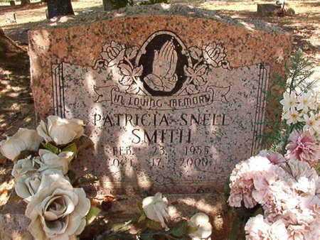 SMITH, PATRICIA - Nevada County, Arkansas   PATRICIA SMITH - Arkansas Gravestone Photos