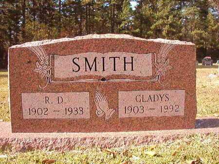 SMITH, GLADYS - Nevada County, Arkansas | GLADYS SMITH - Arkansas Gravestone Photos