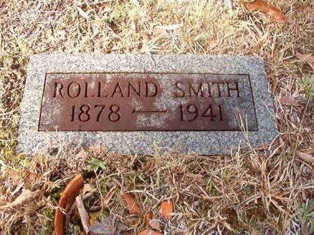 SMITH, ROLLAND - Nevada County, Arkansas | ROLLAND SMITH - Arkansas Gravestone Photos