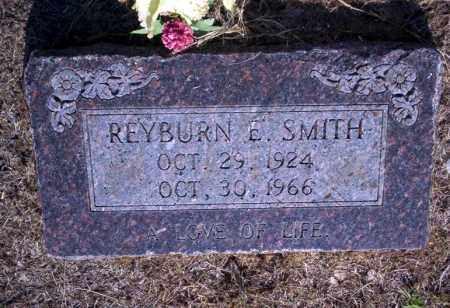SMITH, REYBURN E - Nevada County, Arkansas | REYBURN E SMITH - Arkansas Gravestone Photos