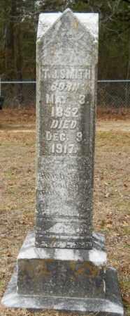 SMITH, T J - Nevada County, Arkansas   T J SMITH - Arkansas Gravestone Photos