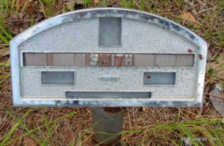 SMITH, UNKNOWN - Nevada County, Arkansas | UNKNOWN SMITH - Arkansas Gravestone Photos