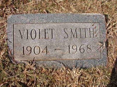 SMITH, VIOLET - Nevada County, Arkansas | VIOLET SMITH - Arkansas Gravestone Photos