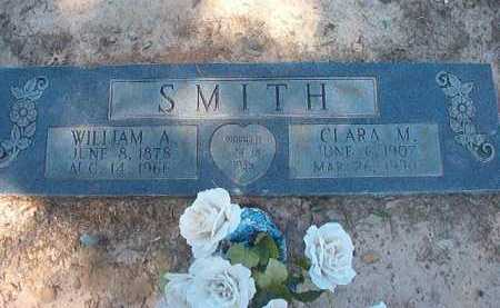 SMITH, WILLIAM A - Nevada County, Arkansas | WILLIAM A SMITH - Arkansas Gravestone Photos